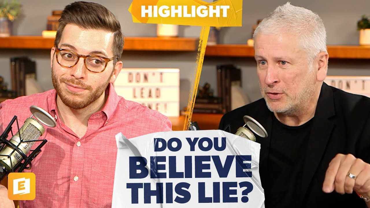 Why Leaders Need to Stop Believing This Lie