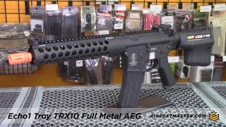 Echo1 Troy TRX10 Full Metal AEG
