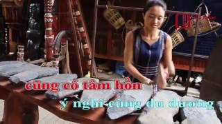 """Karaoke_Đàn Đá Đêm Nay """"Nhạc Chăm"""""""