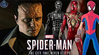 Spider-Man PS4 - New DLC Suits Revealed! Turf Wars DLC Trailer!