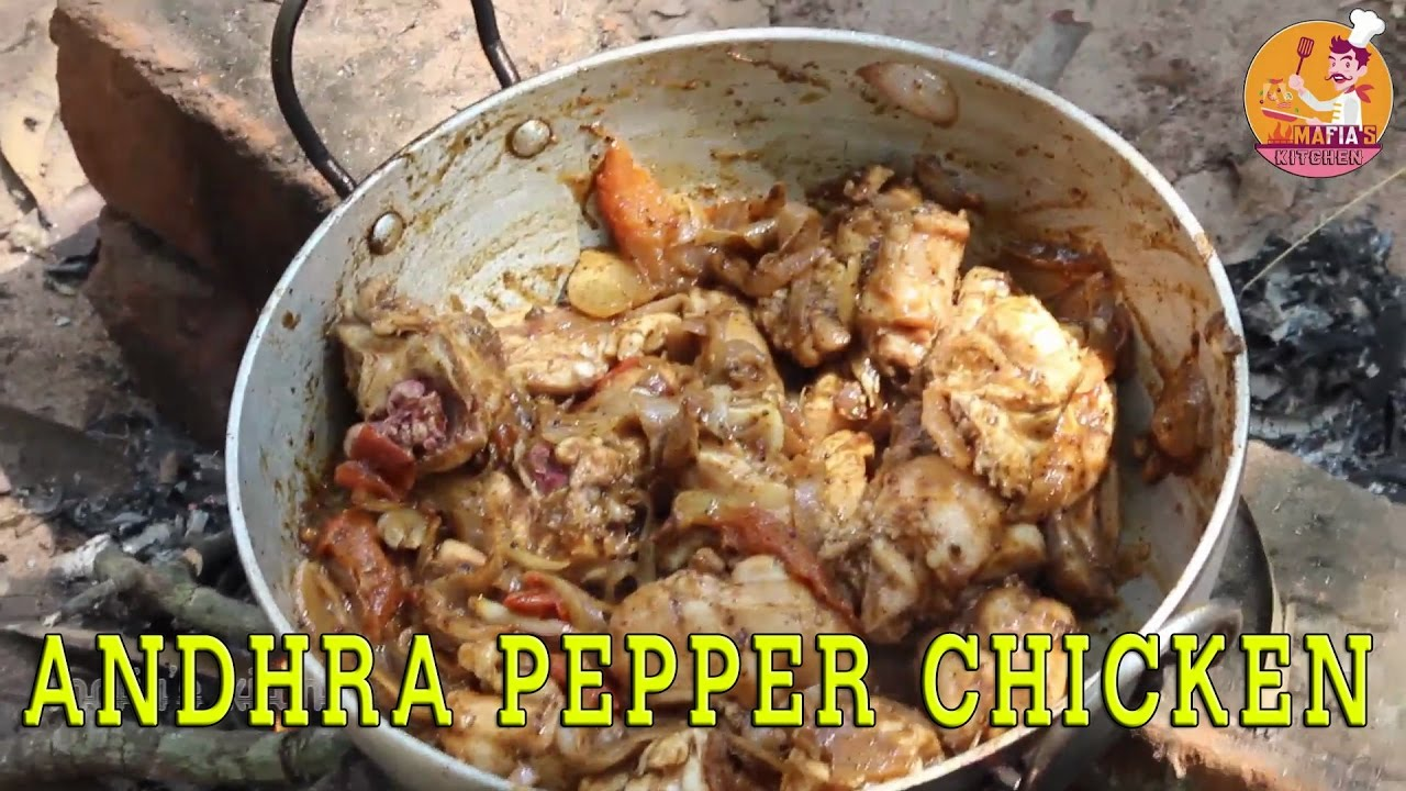 Andhra pepper chicken south indian village food mafias kitchen andhra pepper chicken south indian village food mafias kitchen non veg recipes forumfinder Choice Image