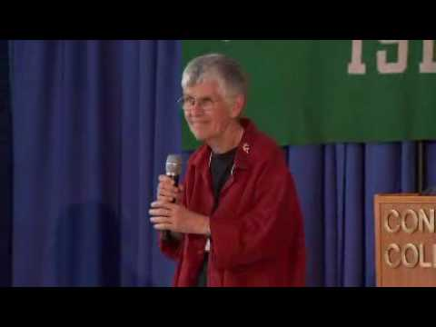 Cynthia Enloe speaks on Women in Iraq