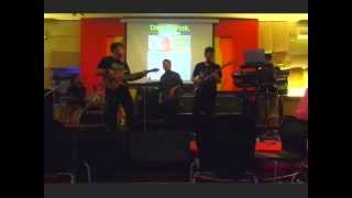 under glass moon - Triangle Band, tribute to Dream Theater @ P two Cafe Surabaya 23062014