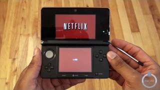Netflix On The Nintendo 3DS