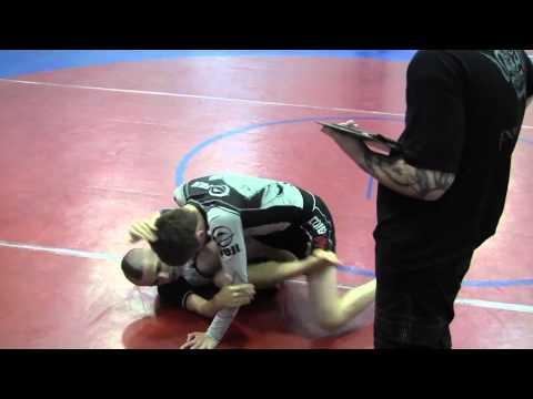 Wolfie Steel vs Bobby Bailey 15 17 NoGi