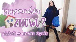 ZNOWU PRZEPROWADZKA... | dzień w moim życiu | Sylwia Lipka