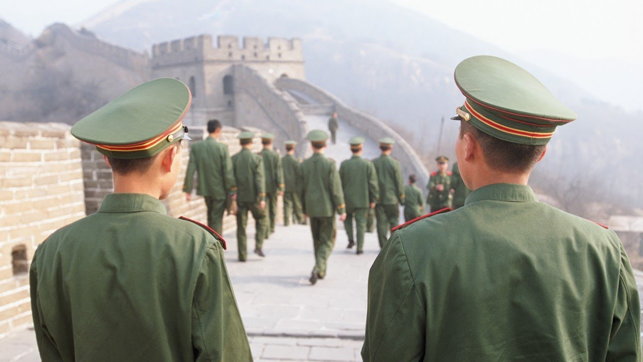 'This has all the hallmarks of the world's next major military drama'