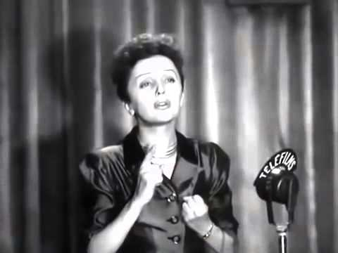 Édith Piaf   L'hymne A L'amour 1949