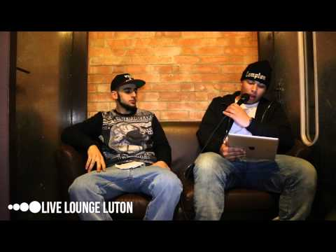 Ard Adz Interview - Live Lounge Luton