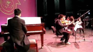 York Chinese Gala music Performance