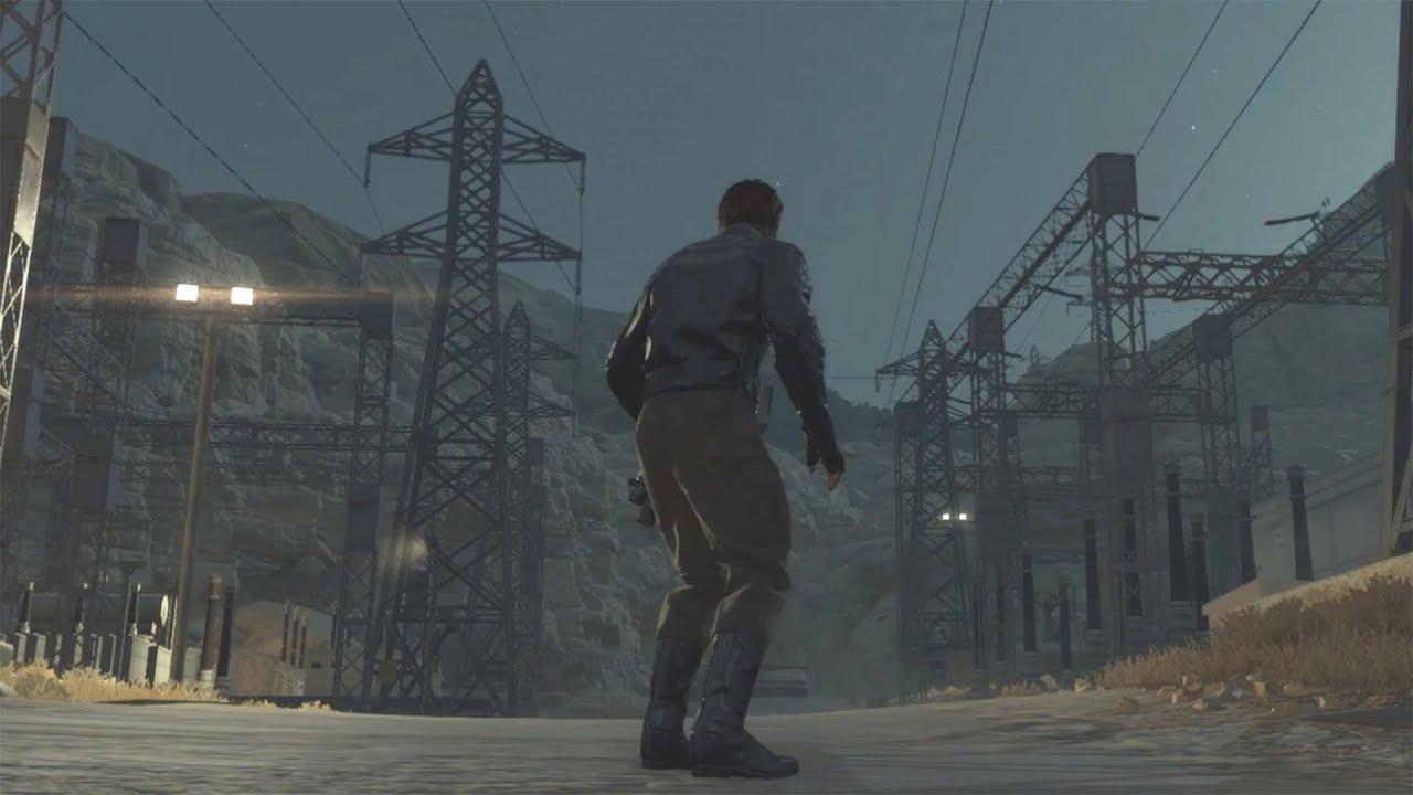 [Official] SIDE OPS 2: Zombie Hunt - TGS2015 | MGSV: THE PHANTOM PAIN (EU)  PEGI [KONAMI]