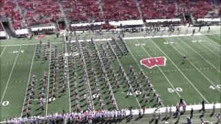 Badger Band 34 ON WISCONSIN 34 Sept 6 2014