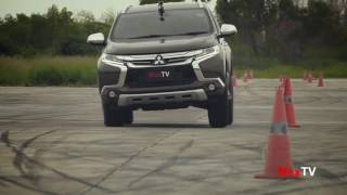PROMO Test Drive Mitsubishi Pajero Sport 2016 / 16 JUL 2016