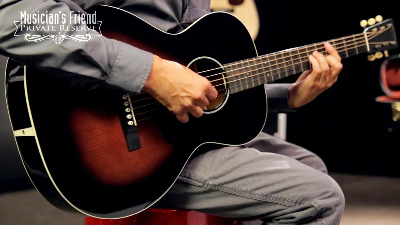 martin cst 00 sloped shoulder acoustic guitar musician s friend