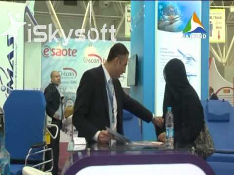 HEALTH EXHIBITION, Riyadh, Middle East Edition News, 20.05.2014, Jaihind TV, Aiswarya