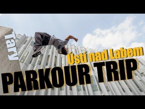 Parkour trip Ústí nad Labem | Tary