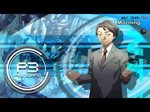 "Persona 3 ‒ ""Tanaka's Amazing Commodities"" (Album ver.)"