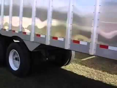 Chip Trailers for Sale - 2015 Innovative Chip Trailer