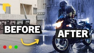 3 Cheap Water Tricks to Make Any Footage Cinematic