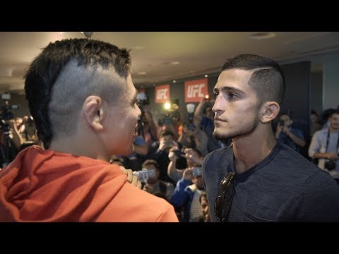 Fight Night Mexico City: Media Day Faceoffs