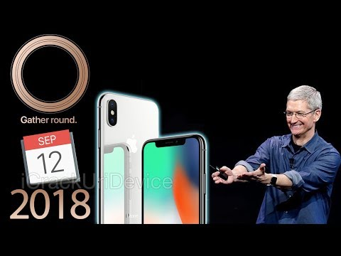 iPhone X Plus, 11, 9 event CONFIRMED! Apple Event September 12, 2018 Keynote (LIVE Coverage)