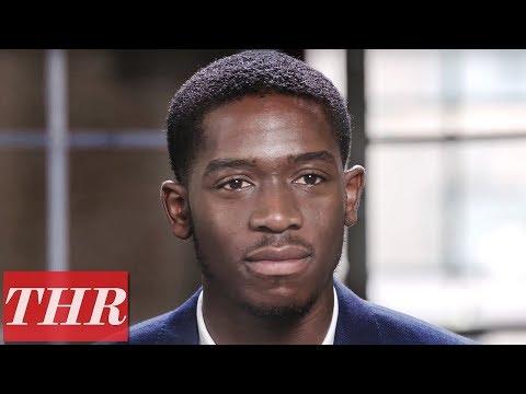 Damson Idris & Kate Beckinsale on 'Farming' & Director Adewale Akinnouye-Agbaje | TIFF 2018