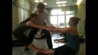 Moscow Art Theatre School Summer Intensive 2014