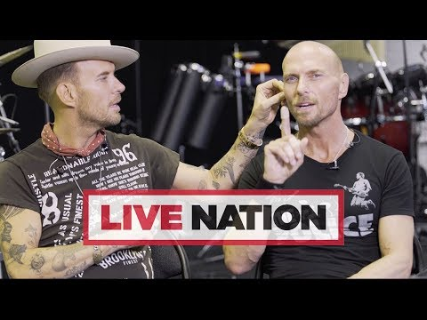 BROS vs BROS: Matt & Luke Interview Each Other! | Live Nation UK