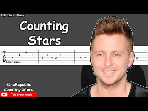 OneRepublic - Counting Stars Guitar Tutorial