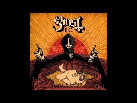 Ghost - Monstrance Clock + Lyrics
