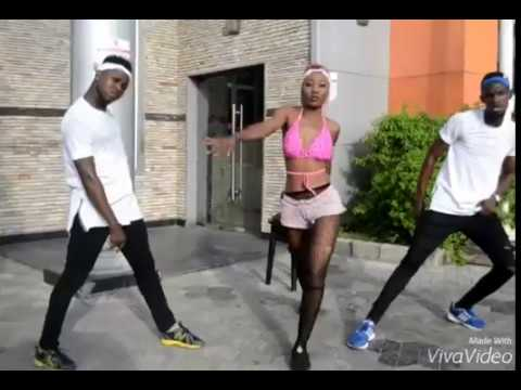 Dj bobbi Parka dem dance video addicted to dance A2D Nigeria