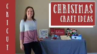 Christmas Crafting Ideas to Create and Sell This Holiday Season Using Your Cricut