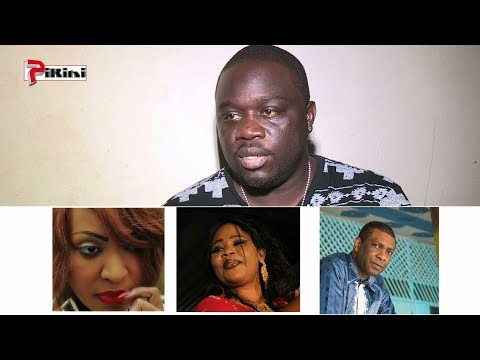 "Lamine NAR: "" Viviane, Youssou Ndour, Fatou Gueweul et ma mère"""