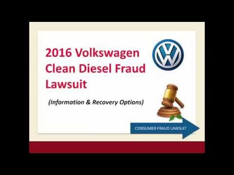 VW Diesel Lawsuits [2016 Update]