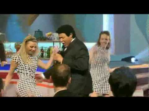 Chubby Checker-The Twist.Life ( My Swinging Sixties Gottschalks Zeitreise)