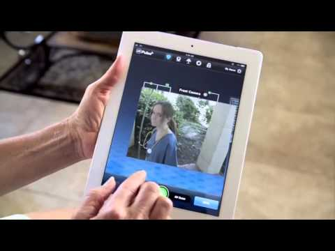 How to Remotely Lock Unlock Your Door Using ADT Pulse®
