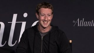 Mark Zuckerberg: 'I'm Pro-Knowledge Economy'