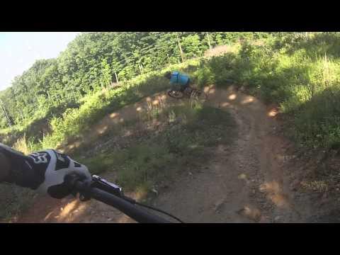 Mountain Biking - Accotink Lake/Wakefield Park trails