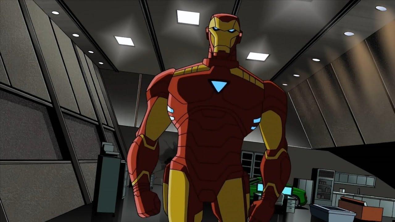 Iron Man 3 Trailer Epic Versión Animado En Español Latino Hd
