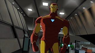 Iron Man 3 Trailer Épico Versión Animado en Español Latino HD!!