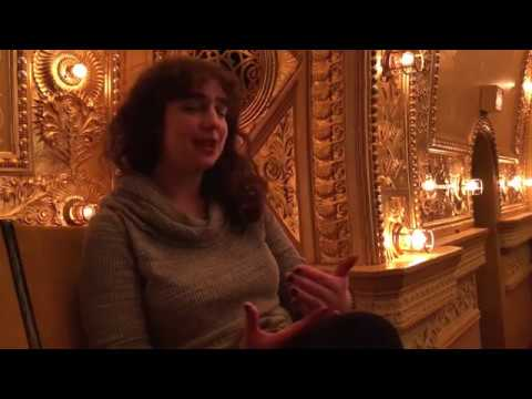 A Look Inside Chicago's Famous Auditorium Theatre