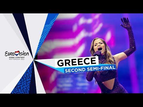 Stefania - Last Dance - LIVE - Greece 🇬🇷 - Second Semi-Final - Eurovision 2021