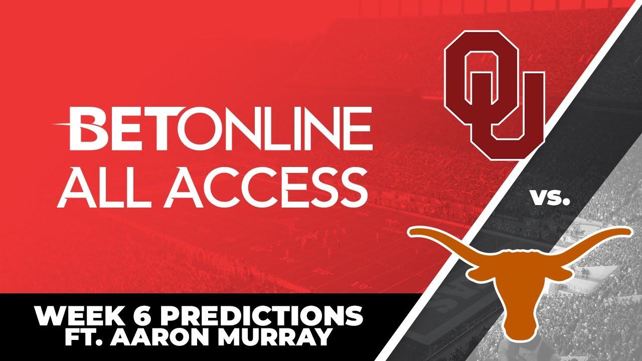 Oklahoma vs. Texas odds: 2021 college football picks, Red River ...
