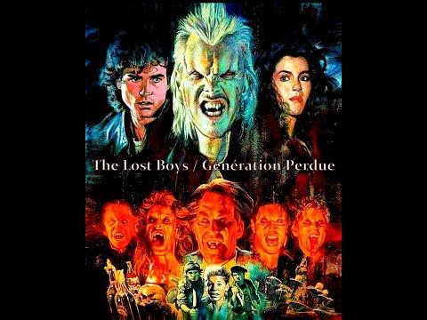 The Lost Boys - Génération Perdue (Trailer - bande annonce VO - VF Movies Version 1987) HQ - 16.9