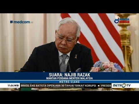 Najib Razak Minta