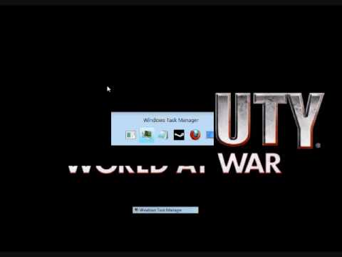 How to fix black screen on call of duty 5/World at war (Worked for some) | FunnyDog.TV