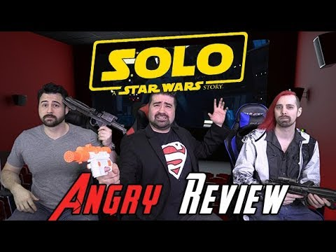 Solo – Angry Movie Review! [No Spoilers]