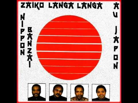 ZAÏKO LANGA LANGA (1986) Live Au JAPON—NIPPON BANZAI (Face A)