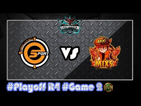 [eNeo] vs [MIXS] G-league Cycle 2 Playoffs Round 4 Game 2