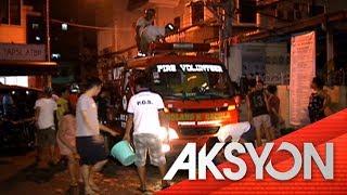 VIP treatment sa rasyon ng tubig, itinanggi ng mga bumbero